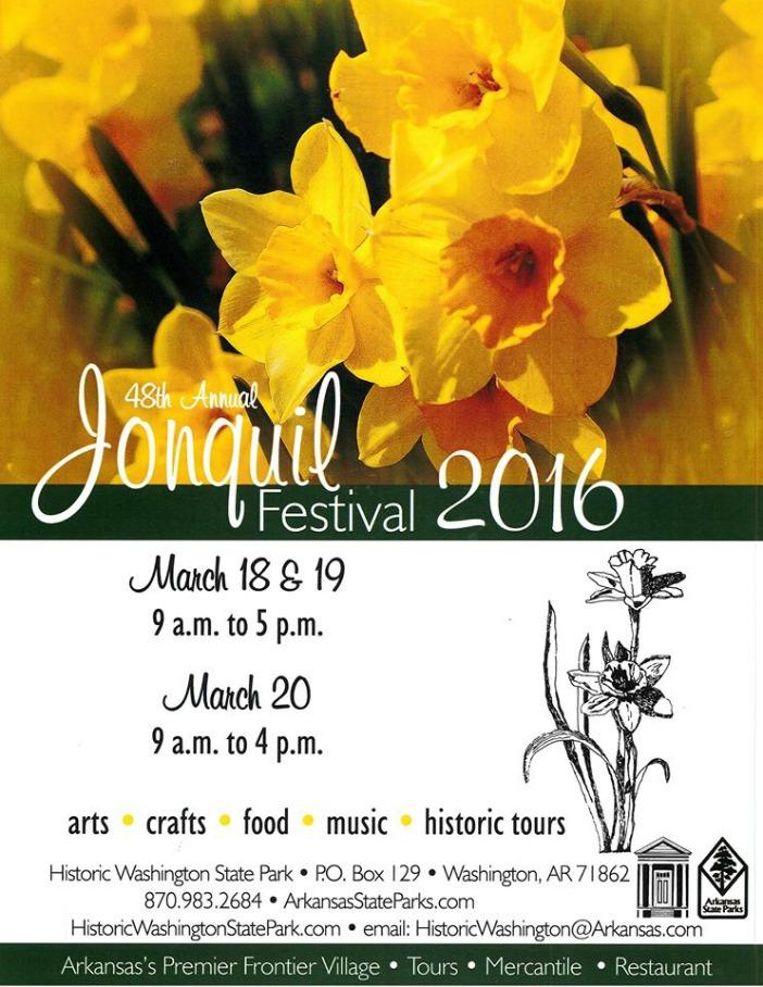 jonquil 2016 flyer