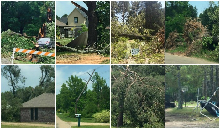 Damage Collage