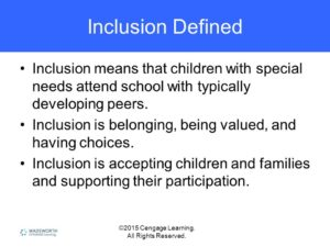 inclusiondefinition
