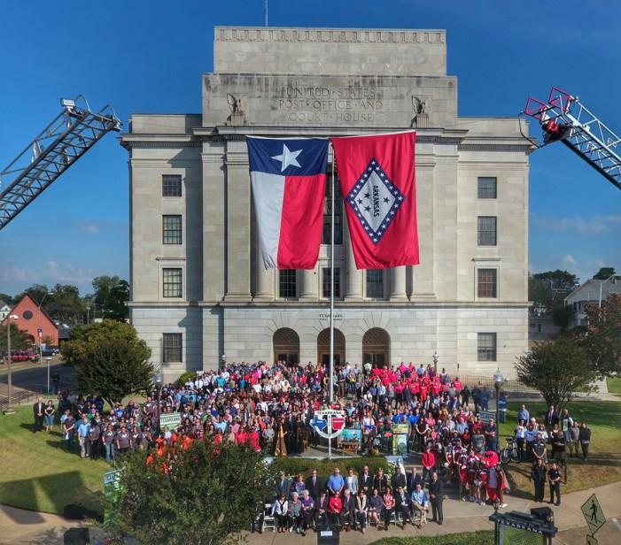 via Facebook/City of Texarkana Texas