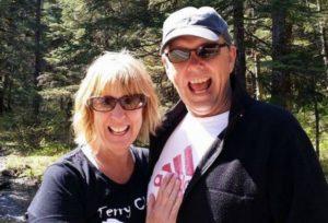 Sharon and Richard Burns via Facebook