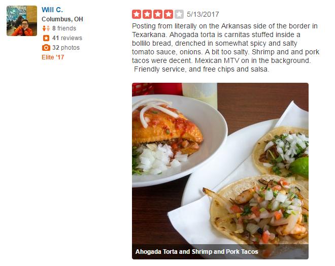 Top 10 Mexican Restaurants In Texarkana Ranked By Yelp Texarkana Fyi