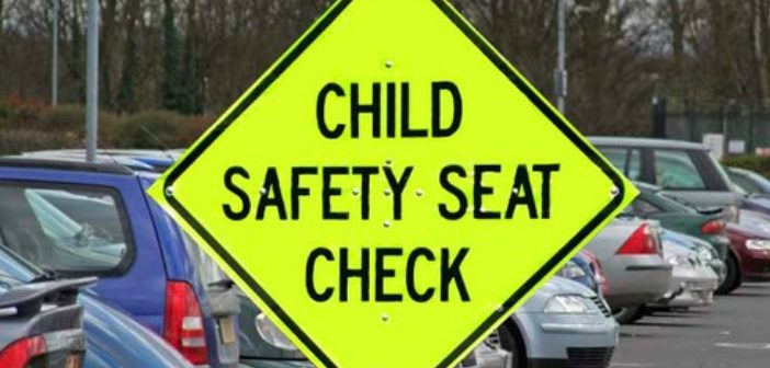 T.T.F.D. Hosts Free Child Safety Seat Checks on Friday August 26