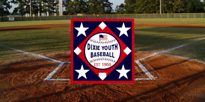 Dixie Youth Fall Baseball Team Registration is Underway