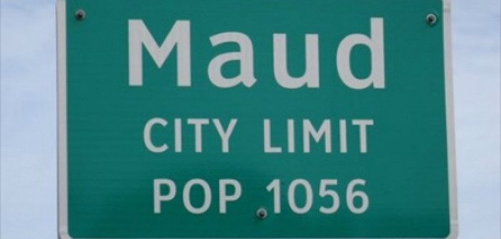Maud Texas Mayor Position Posted as 'Vacant'