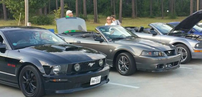 23rd Annual Mustang Stampede and Ford Powered Show Coming October 15