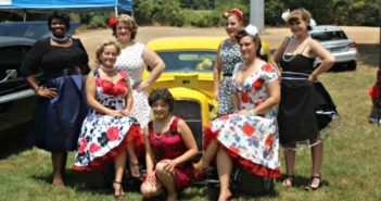 Local Ladies are Making a Big Difference as 'Texas Pin Ups for Vets'