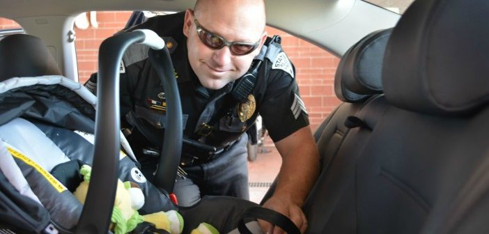 T.A.P.D. Offers Warrant Amnesty in Exchange for Child Car Seats