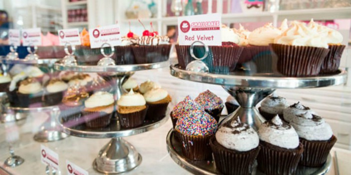 Small Cakes Cupcakery Food Network