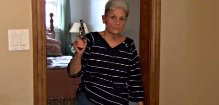 Liberty Eylau Grandmother Opens Fire on Armed Intruder