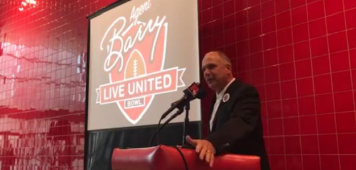 Agent Barry Live United Bowl 2017 Set for December 2 [VIDEO]