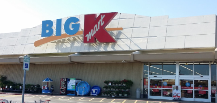Texarkana Kmart Store Closing in January 2018