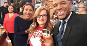 Texarkana Baker Wins Good Morning America 2017 Christmas Cookie Showdown [VIDEO]