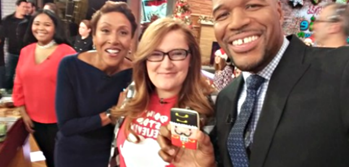Texarkana Baker Wins Good Morning America 2017 Christmas Cookie Showdown [VIDEO]