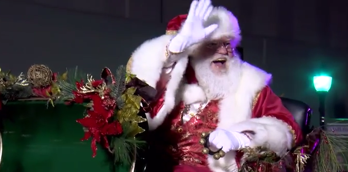 Entire 33rd Annual Downtown Texarkana Christmas Parade [VIDEO]