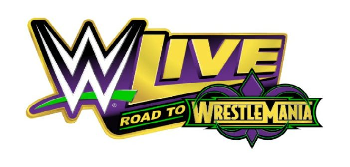 WWE Live in Texarkana on Saturday February 3