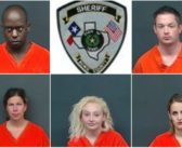 Multiple Suspects Arrested on Multiple Drug Charges