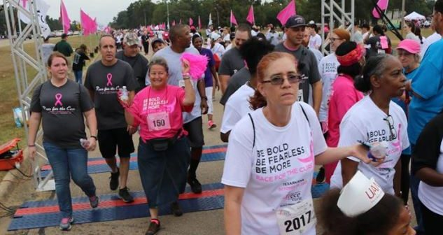 20th Annual Komen Texarkana Race for the Cure Set for October 20