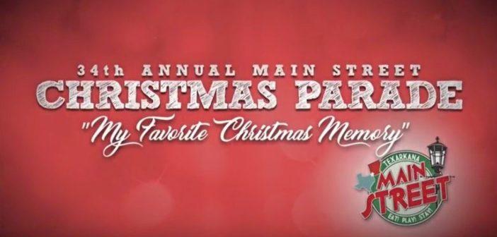 Entire 2018 Downtown Texarkana Christmas Parade [VIDEO]