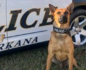 Texarkana Police K9 to Receive Bullet and Stab Proof Vest