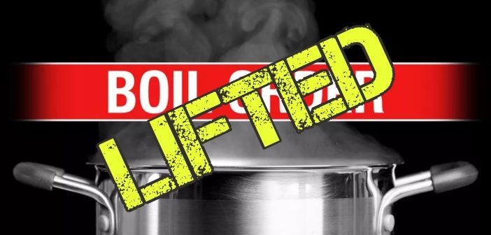 Boil Order for Texarkana Has Been Lifted