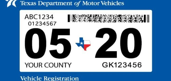 Getting Your Texas Vehicle Registration During the Pandemic