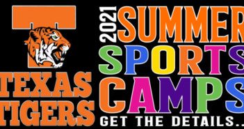 T.I.S.D. Summer Sports Camps Scheduled for 2021