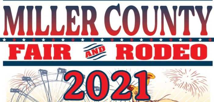 2021 Miller County Fair and Rodeo Details – September 21 to 25