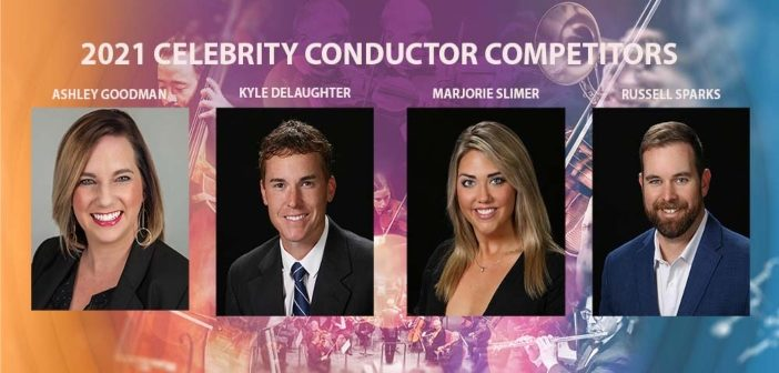 2021 Texarkana Symphony Orchestra Celebrity Conductor Contest