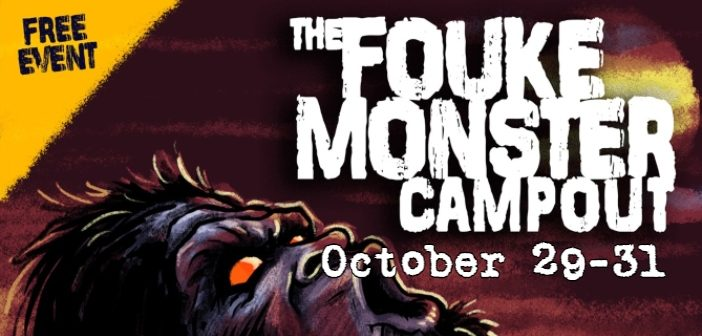 2nd Annual 'Fouke Monster Halloween Campout' at Smith Park October 29-31