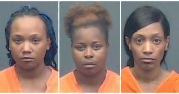 Three Texarkana Women Arrested for Stupidity over Weed